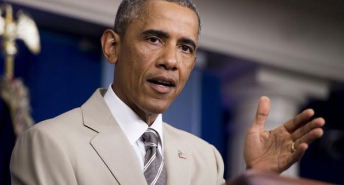 Terno de Obama gera onda de comentários na internet