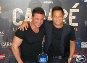 ESPAÇO DAS AMÉRICAS – 09-10 – SHOW CABARÉ