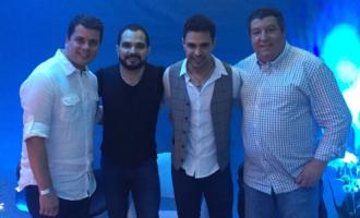 Zezé di Camargo e Luciano serão embaixadores da Festa do Peão de Barretos