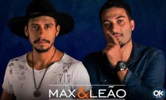 """Max & Leão lançam """"Raçudo"""""""