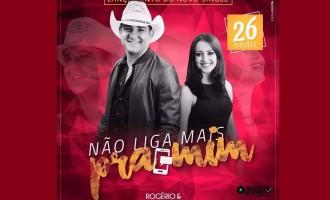 """Rogério & Regianne lançam novo single """"Não Liga Mais Pra Mim"""""""