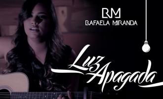 """Lançamento/Música Sertaneja: """"Luz Apagada"""", de Rafaela Miranda, é disponibilizada nas plataformas digitais"""