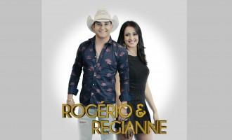 Rogério & Regianne participam do programa Odair Terra nessa segunda, dia 30