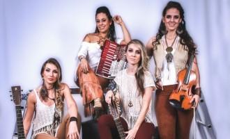 Bar Brahma apresenta show da banda Barra da Saia