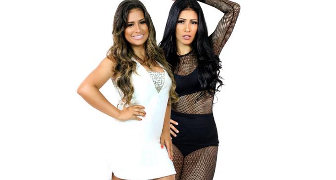 Simone e Simaria se destacam nos prêmios de 2017 e comemoram indicação ao Grammy Latino 2017