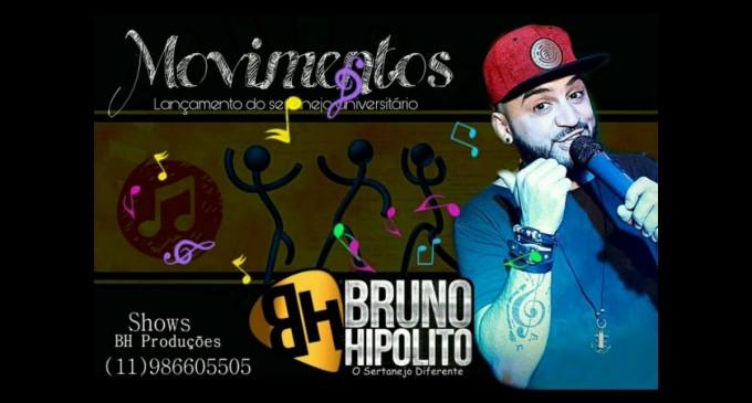 Musica Movimentos de Bruno Hipólito Sucesso em todas as academias de dança
