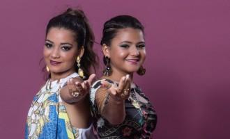 As Princesas do Sertanejo Gleidi e Geici celebram chegada do primeiro EP da carreira