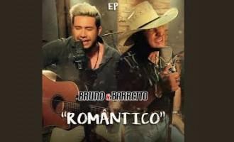 """Bruno & Barretto lançam EP """"Romântico"""", com quatro músicas inéditas e uma regravação do sucesso """"40 Graus de Amor"""""""