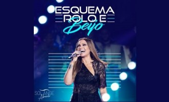 Solange Almeida lança mais uma faixa do novo DVD
