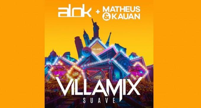 Alok lança hoje (28) música em parceria com Matheus & Kauan