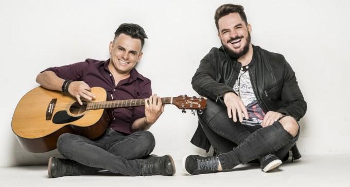 Carlos e Jader se apresentam em Alvorada-TO no aniversário da cidade, no dia 10