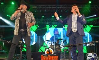 VILLA COUNTRY – FESTA JUNINA – SHOW RIO NEGRO E SOLIMÕES – 14-07-2017