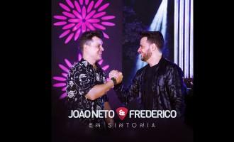 """João Neto & Frederico lançam novo DVD, """"Em Sintonia"""""""