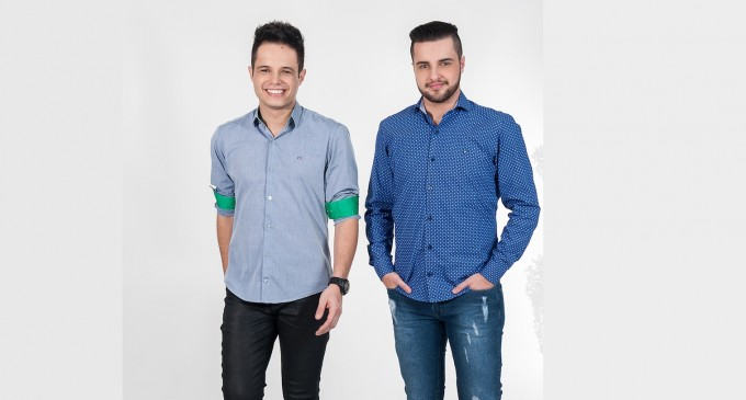 Lucas & Felipe se apresentam em Sorocaba no próximo sábado