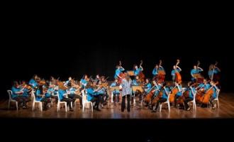 Orquestra Instituto GPA formada apenas por mulheres se apresenta no Museu da Casa Brasileira