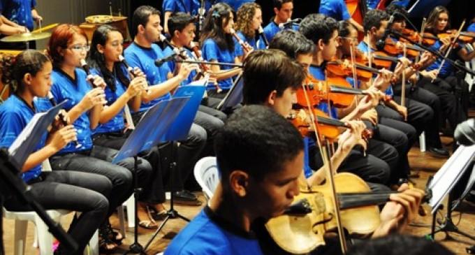 Orquestra Instituto GPA faz apresentação especial para o Dia dos Pais