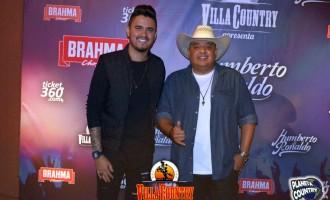 VILLA COUNTRY – SHOW HUMBERTO E RONALDO – 06-09-2017
