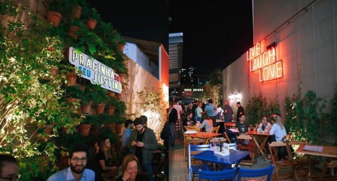"""Vila Seu Justino promove festa de Halloween e Pracinha faz """"esquenta"""" com welcome drink"""