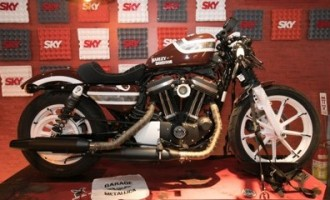 Motos Harley-Davidson expostas no Rock In Rio vão a leilão com lances iniciais de R$ 33 mil