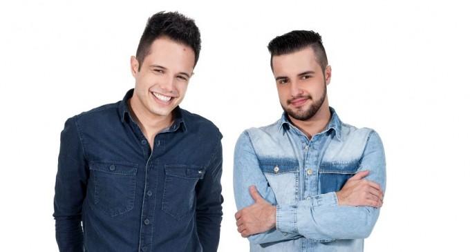 Lucas & Felipe participam de dois grandes festivais neste sábado