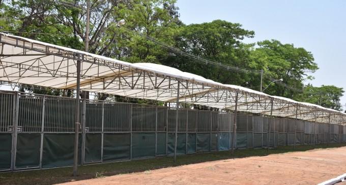 Parque do Peão se prepara para receber 4º Barretos Muar do Sertão