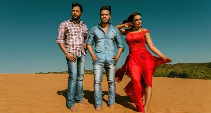 Joao Lucas e Marcelo lançam Videoclipe Morango e Mel.
