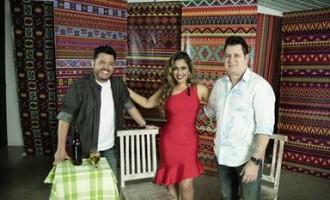 Bruno & Marrone participam de clipe de Fernanda Costa com produtor de Loka