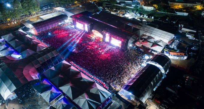 Em 12ª edição, Caldas Country Show recebe público de 720 cidades e se firma como o maior evento de música sertaneja do Brasil!