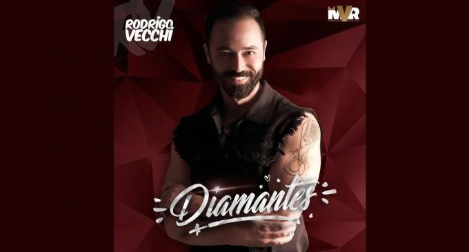 "Rodrigo Vecchi  lança ""Diamantes""."