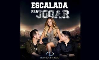 """Henrique & Diego lançam """"Escalada pra Jogar"""""""