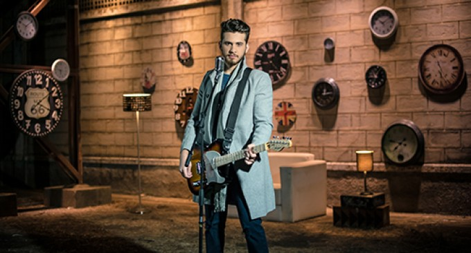 Gustavo Mioto libera quarta faixa do novo DVD Ao Vivo