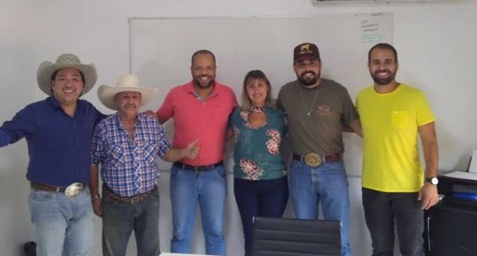 Viola Show celebra parceria com o Clube Os Pampas de Taquaritinga/SP