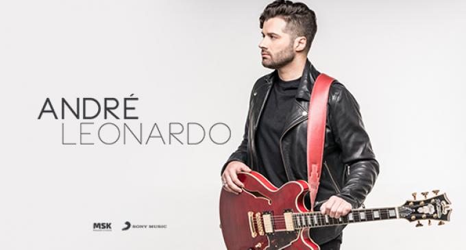 André Leonardo assina contrato com a Sony Music