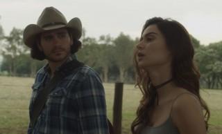 """""""Coração de Cowboy"""", romance sertanejo estrelado por Gabriel Sater e Thaila Ayala, ganha poster e trailer teaser"""