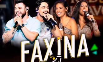 """Simone e Simaria firmam parceria com Fred & Gustavo e anunciam vídeo clipe da musica """"Faxina"""" que já virou hit!"""