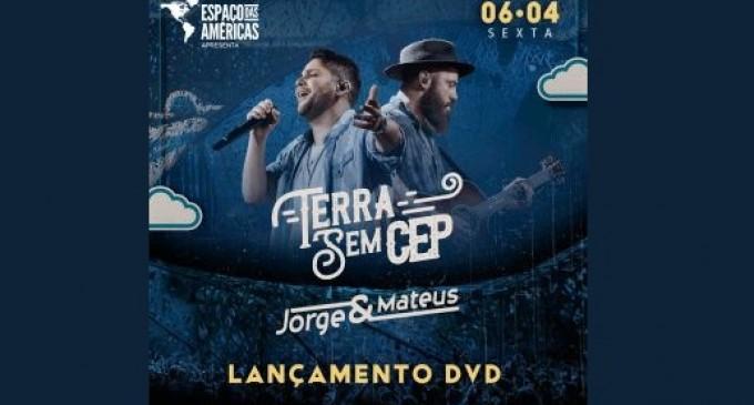Jorge & Mateus fazem show de lançamento no Espaço das Américas