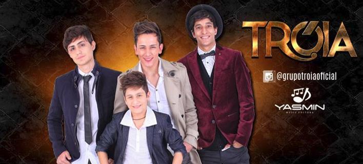 Grupo Tróia faz show de lançamento na Villa Country 41