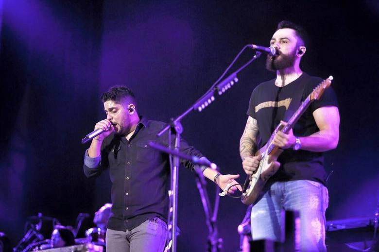 Jorge, da dupla com Mateus, leva chute de fã em festival sertanejo 49