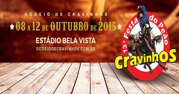 Rodeio de Cravinhos chega à sua 13ª edição e traz grandes nomes da música sertaneja 41