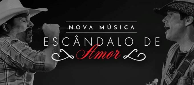 Edson & Hudson apresentam Escândalo de Amor, o vigésimo álbum da carreira 41