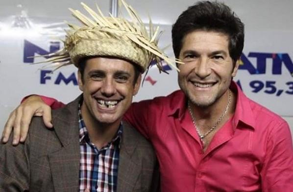 """Tonho Prado participa do Teleton, no SBT, e ganha especial no programa """"Canção Nova Sertaneja"""" 41"""