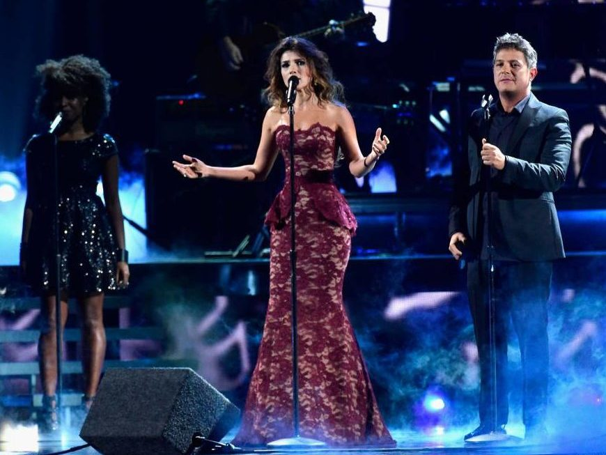 Paula Fernandes brilha no Grammy Latino em Las Vegas 41