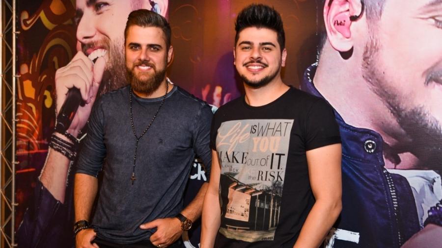 Dupla Zé Neto & Cristiano participa do show de aniversário da Nativa FM na Villa Country 41