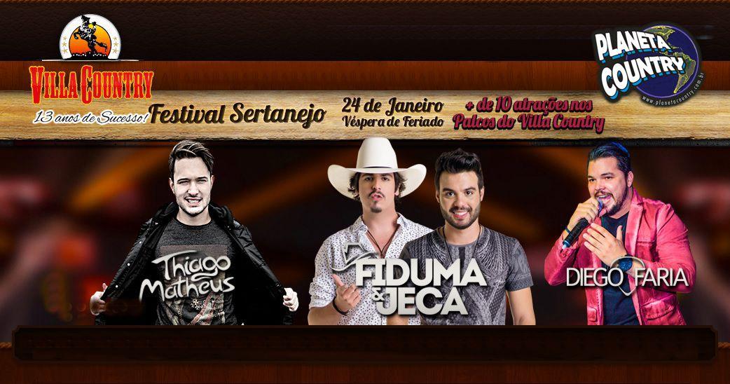 Villa Country inicia temporada de shows do ano com 7° Festival Sertanejo 41