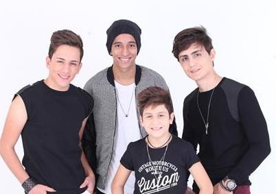 Grupo Tróia faz show no Monga Verão 2016 41