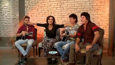 Faa Morena recebe Gustavo Mioto e Teodoro & Sampaio no Ritmo Brasil 41