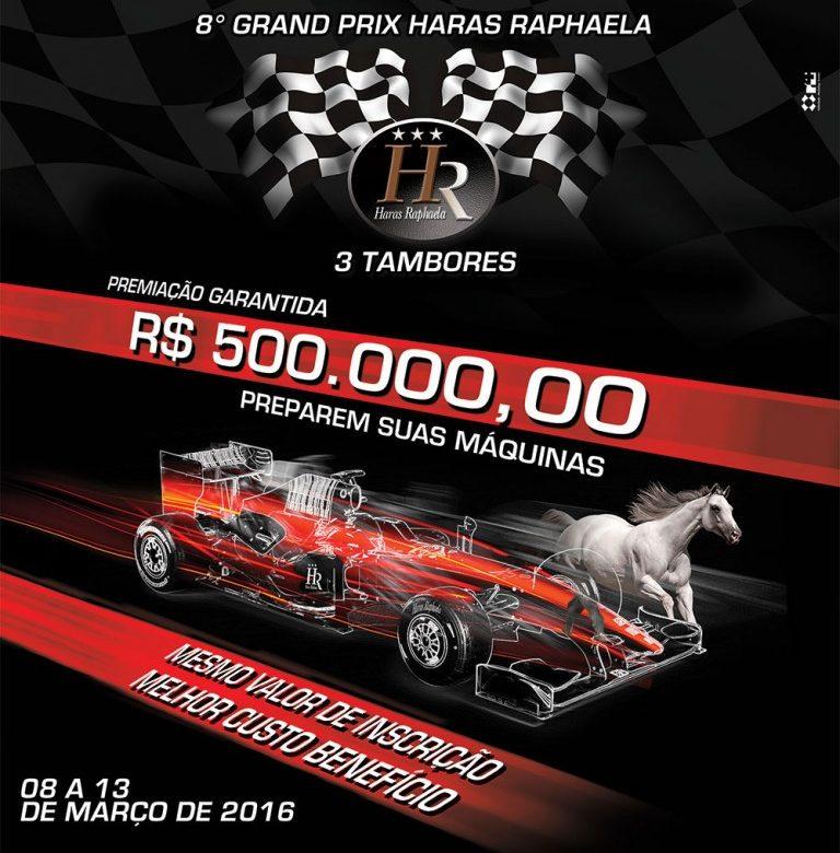 São seis anos de parceria entre a ANTT e o Grand Prix Haras Raphaela! 41