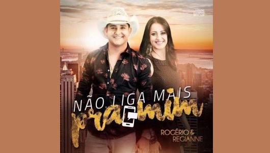 """""""Não Liga Mais Pra Mim"""" de Rogério & Regianne está tocando em mais de 50 rádios 41"""