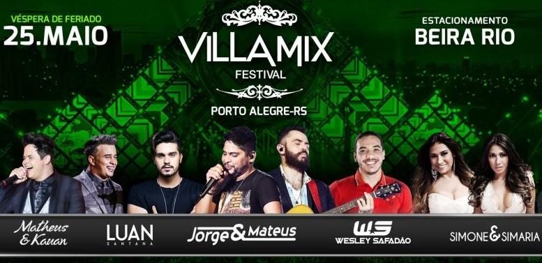 Faltam 2 dias para o Villa Mix Festival Porto Alegre 41