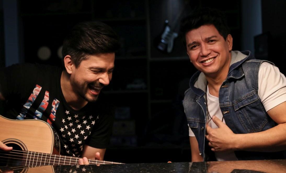 Zé Henrique & Gabriel falam sobre amizade verdadeira no Domingo Espetacular da Record 41